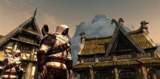 Плащ Assassins Creed