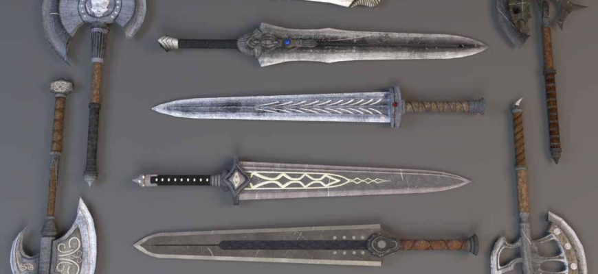 Плагин Malos Weapons