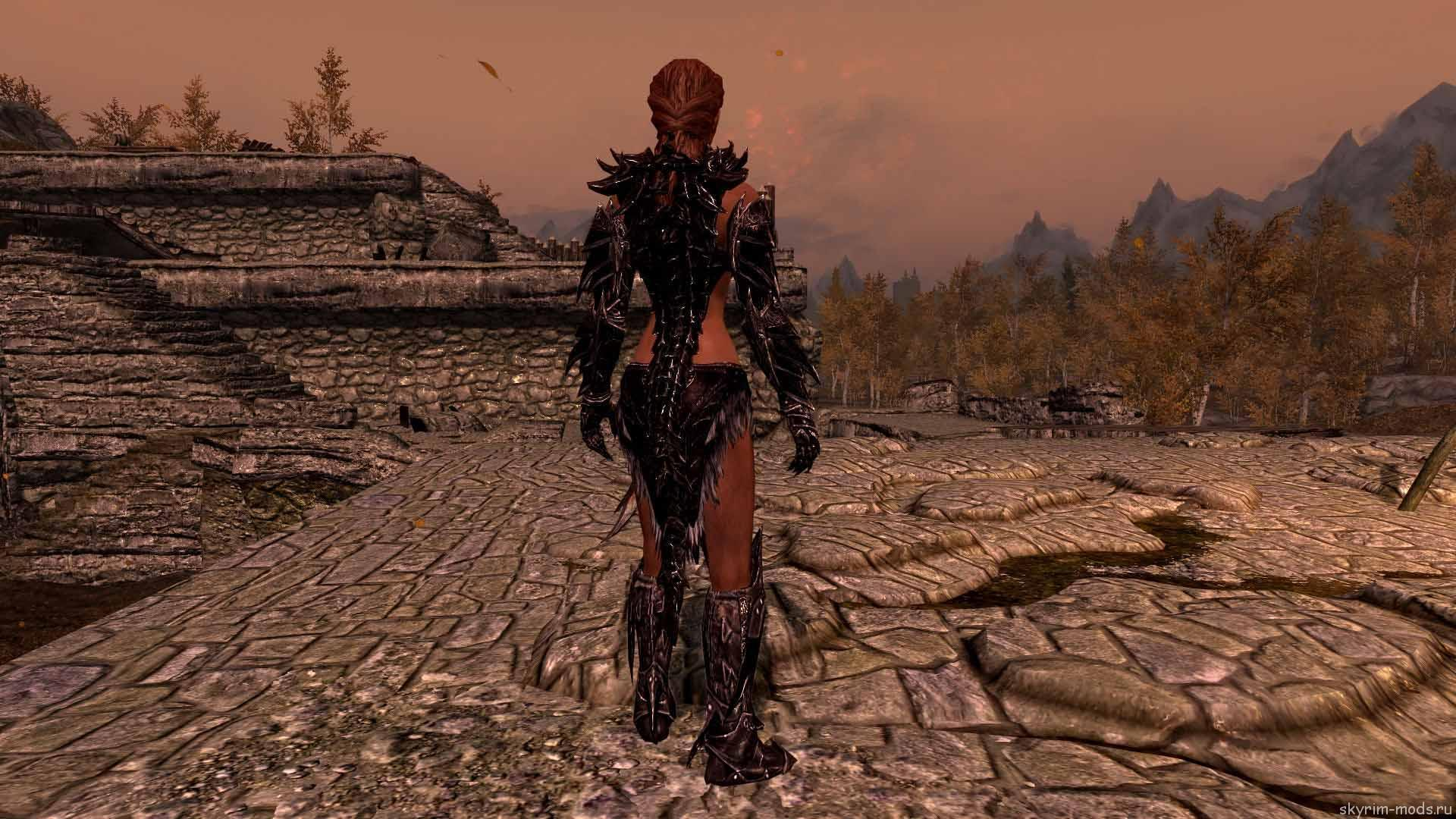 Даэдрическое снаряжение (Skyrim) The Elder Scrolls Wiki 48