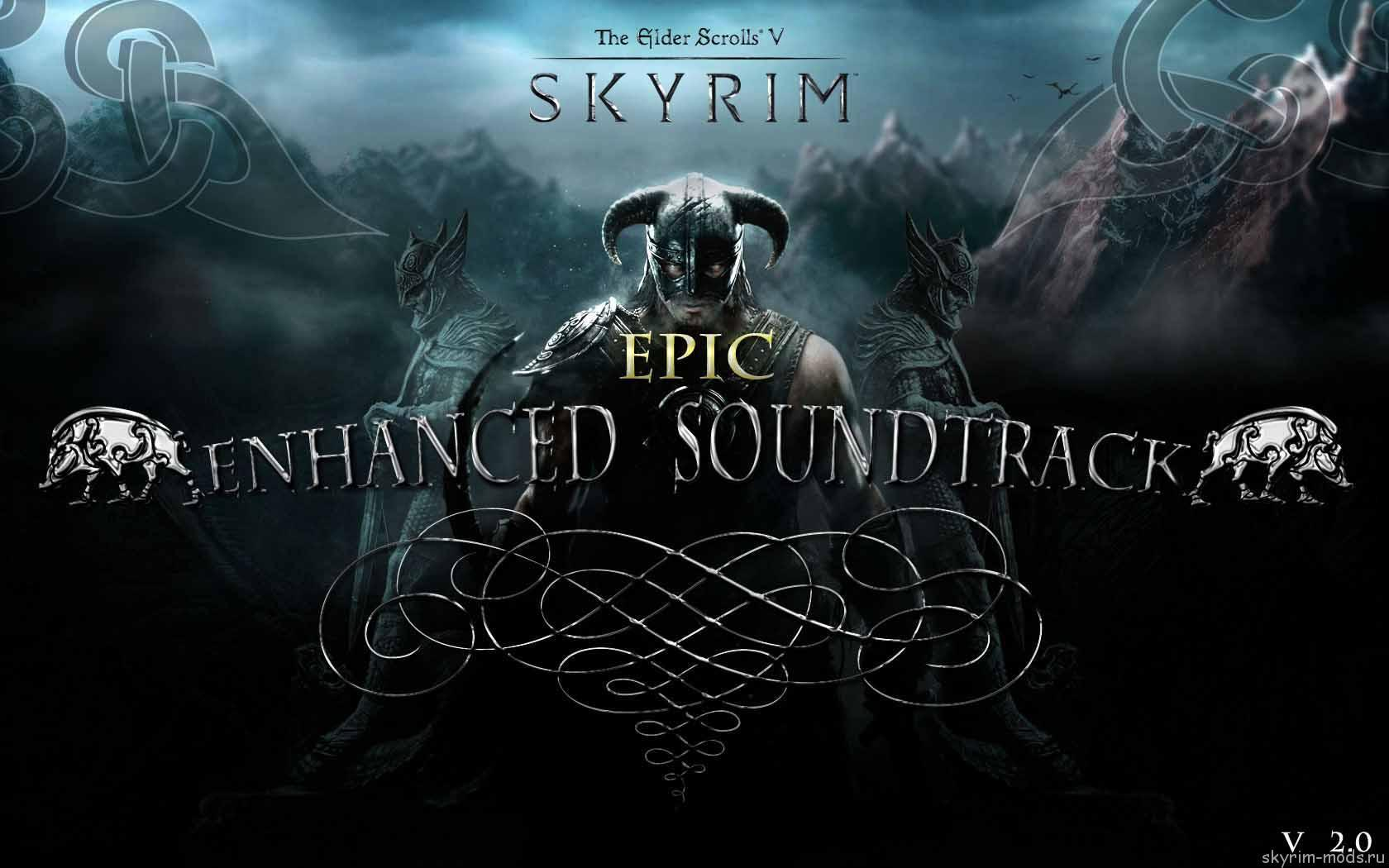 Epic Enhanced Skyrim Soundtrack