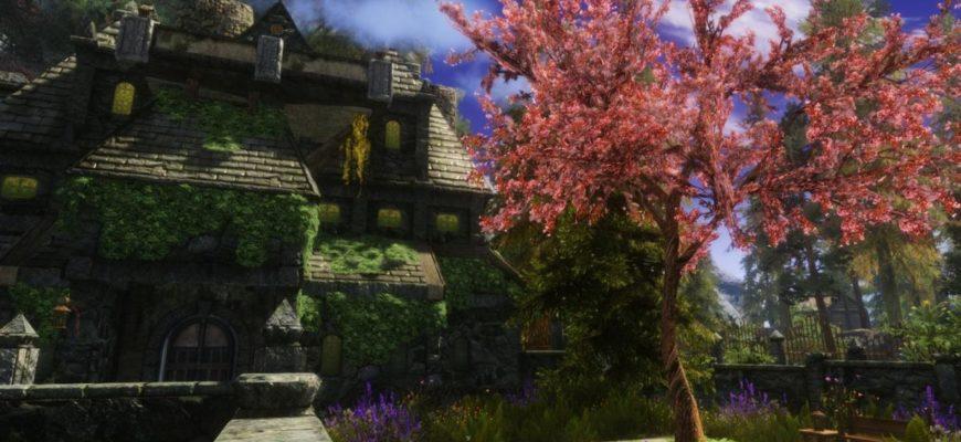 Резиденция возле озера Илиналты