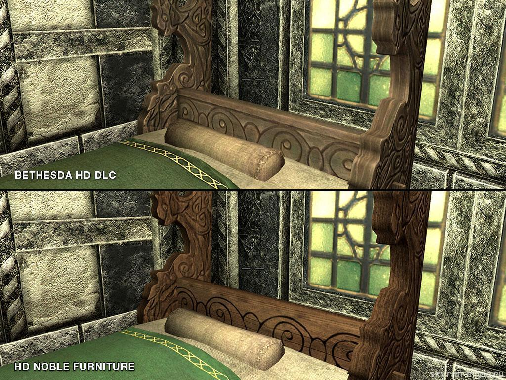 Ретекстур дорогой мебели