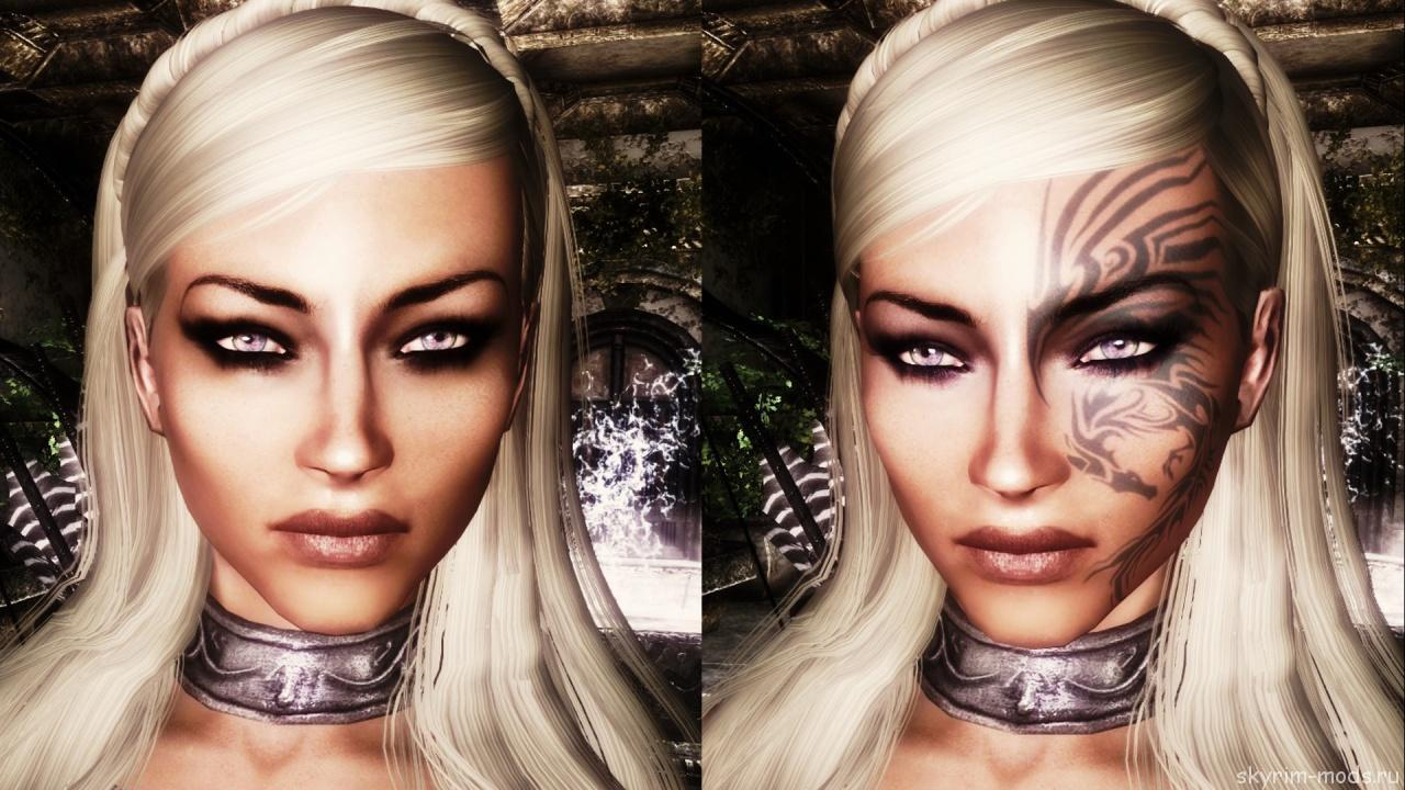 Улучшенный макияж