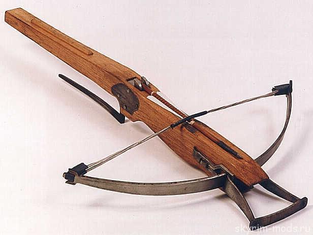 Реалистичный звук стрельбы из арбалета
