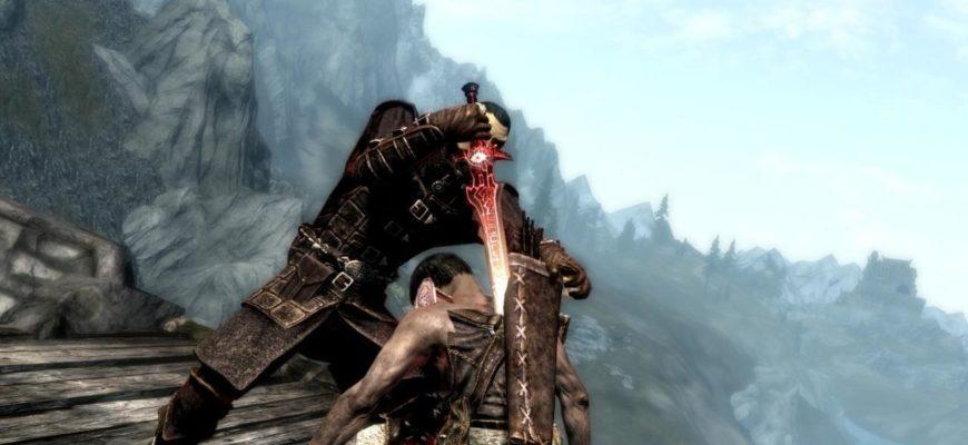 Меч кровопийца