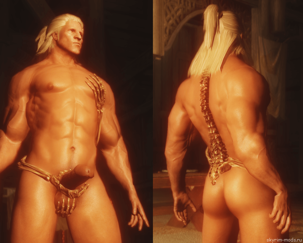 Skyrim nude femals porncraft videos