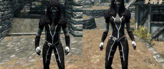 Броня из Mass Effect 3