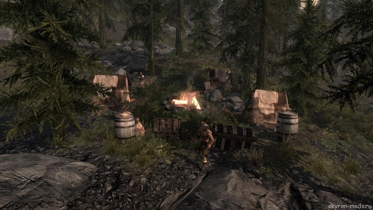 Бандитские лагеря