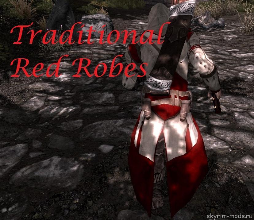 Красная броня Коннора из Assassin's Creed III