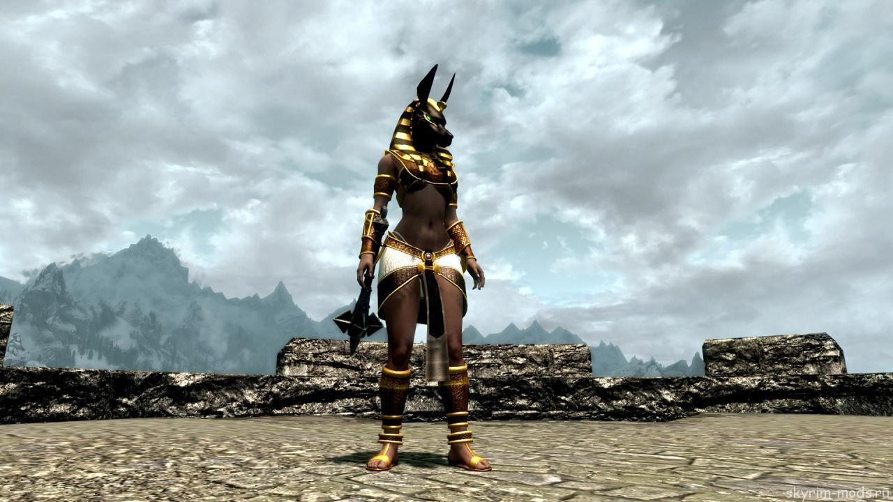 Древняя Египетская броня (UNP)