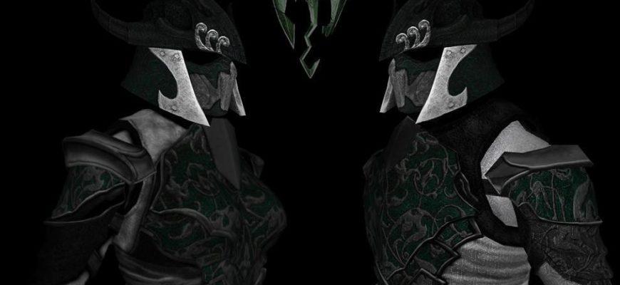 Нефритовая броня рыцарей