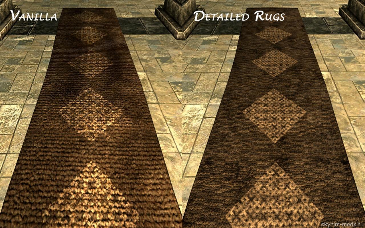 Новые текстуры ковров