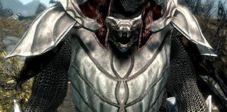 Эльфийская-драконья-броня