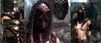 Ретекстур масок Драконьих жрецов