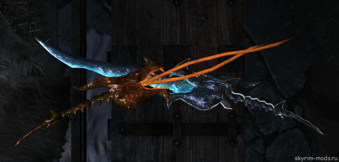 2 новых меча из Guild Wars 2