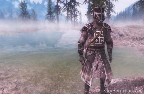 Броня Крестоносца из Assassins Creed: Revelation