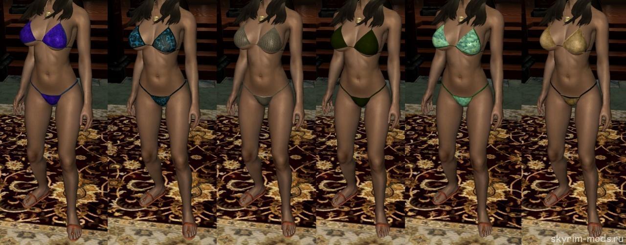 Bikini Trouble UNP