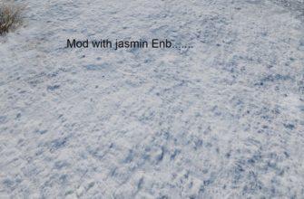 ENB конфиг для реалистичного снега