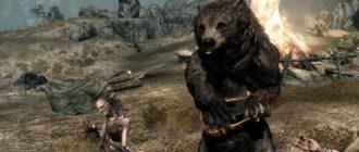 Медведь играющий на лютне