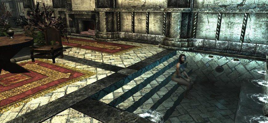 Подземная баня