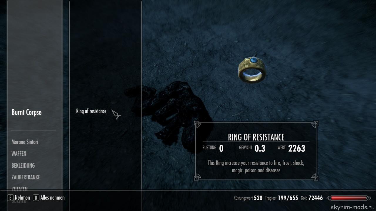 Кольцо сопротивления