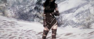 Light Elven Armor recolors