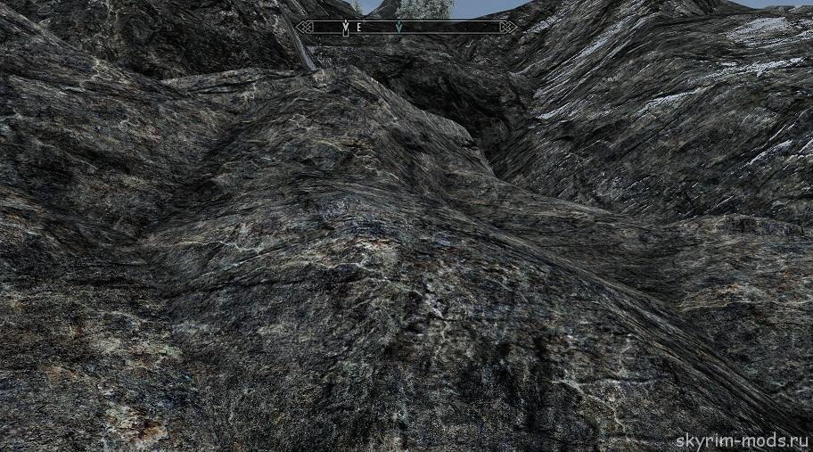Реалистичные скалы и камни