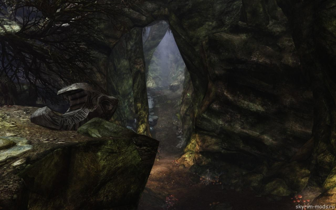 HD пещеры