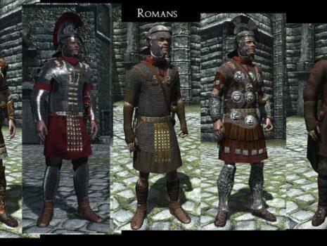 Историческое возрождение: Эра Римлян