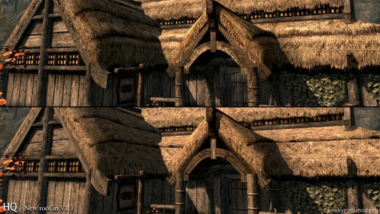 HD текстуры для домов, заборов