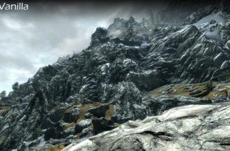 Ретекстур камней и горной местности