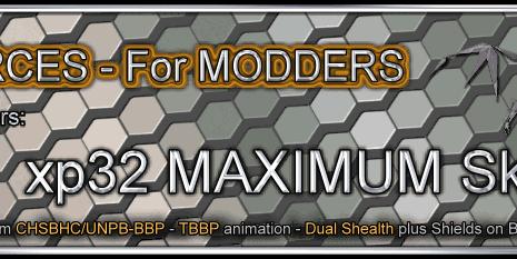 XP32 Maximum Skeleton