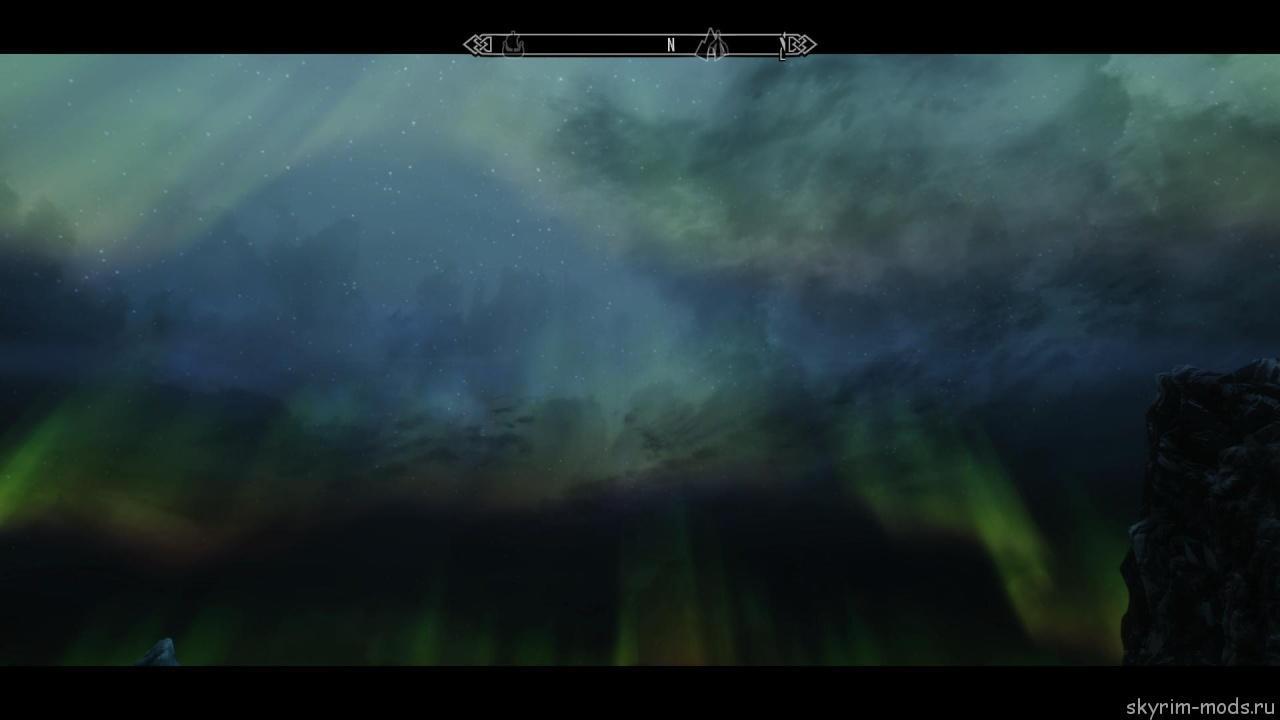 Новые текстуры для неба (4096x4096)