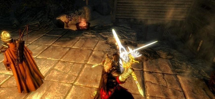 Cветовой меч