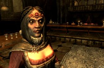 Серана - вампир