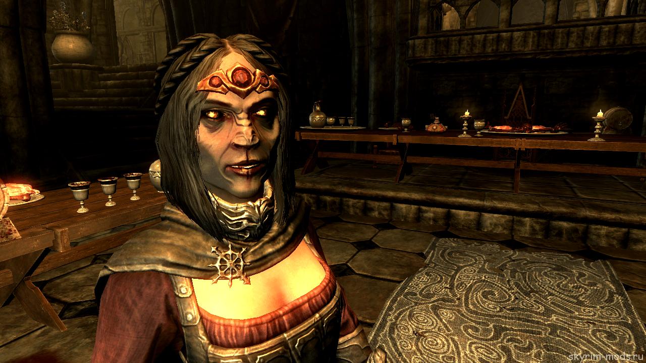 Серана — вампир