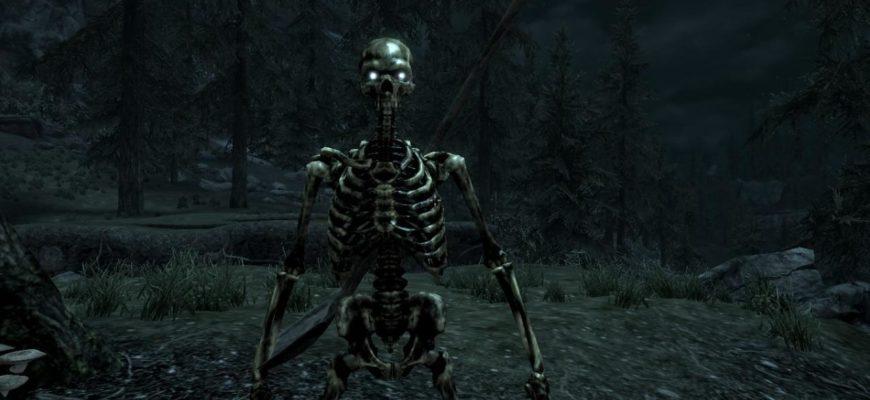Звуки для скелетов