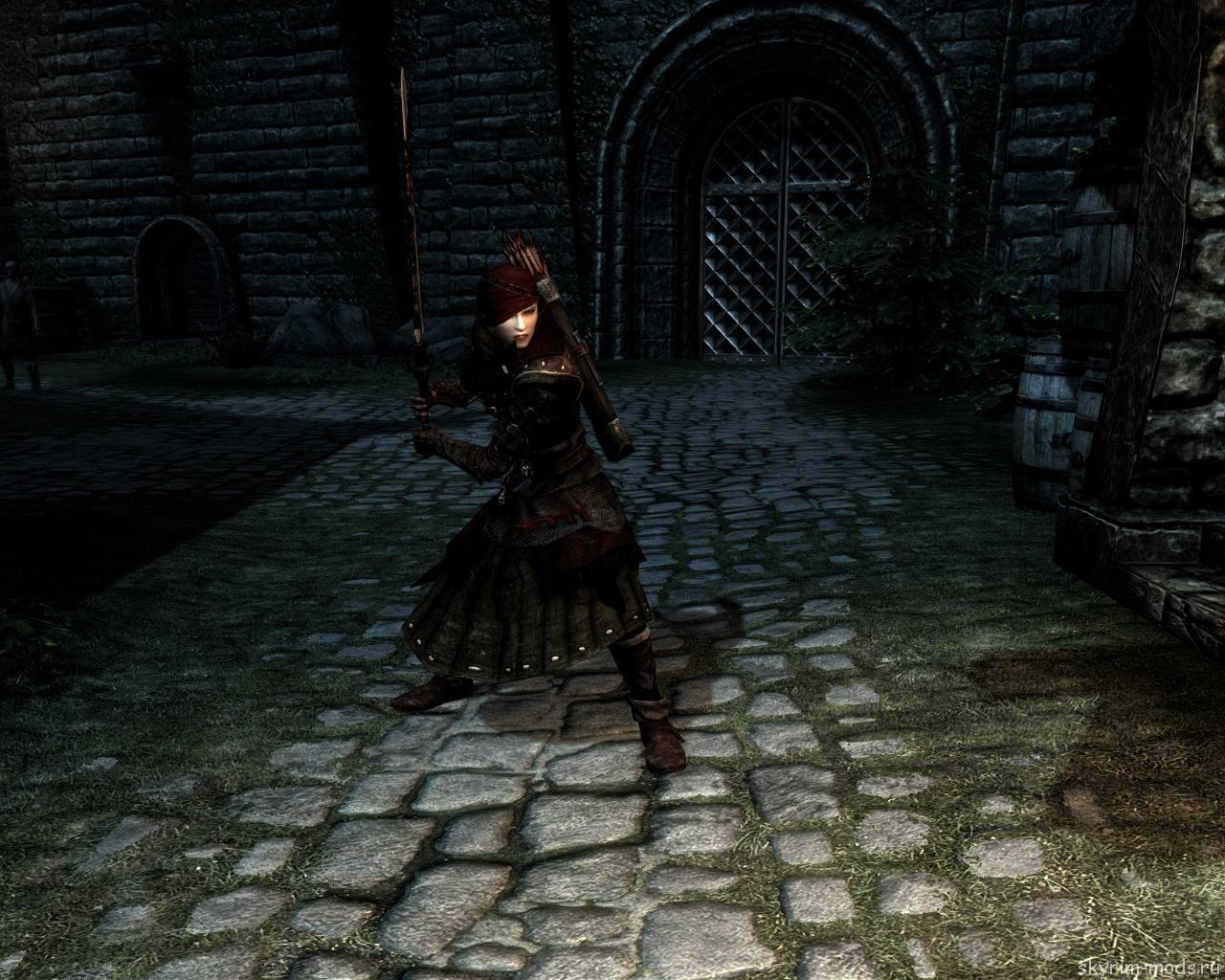 Сборник модов по игре Ведьмак