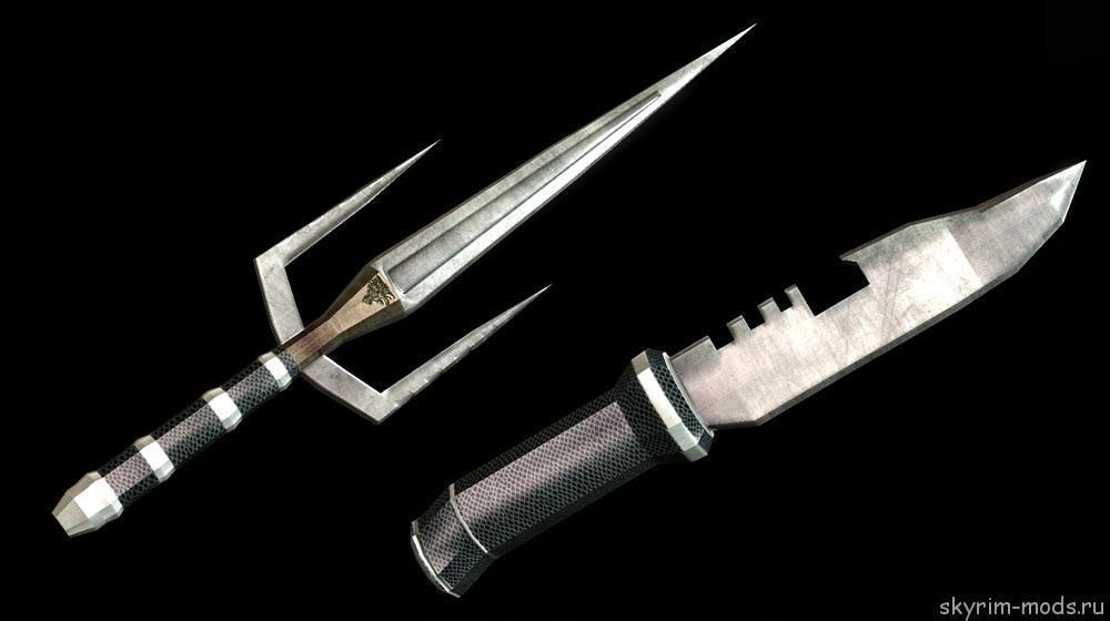 Оружие Дэдпула