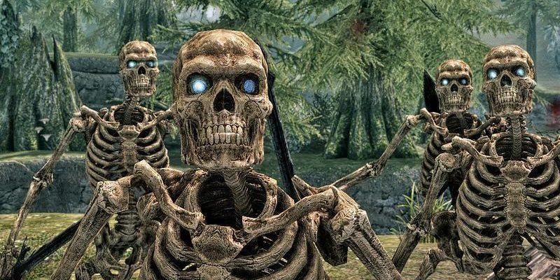 HD скелеты