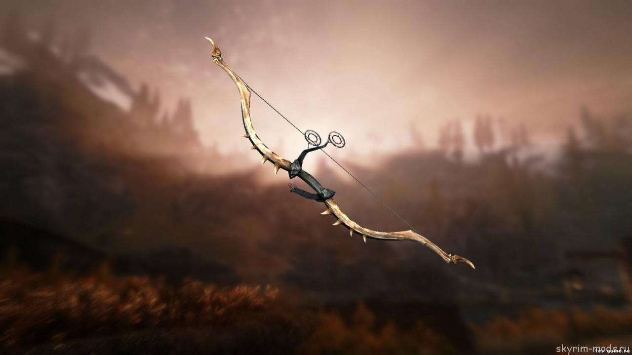 Драконий снайперский лук
