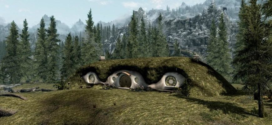 dom hobita