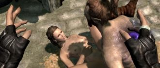 SexiS — Sex in Skyrim