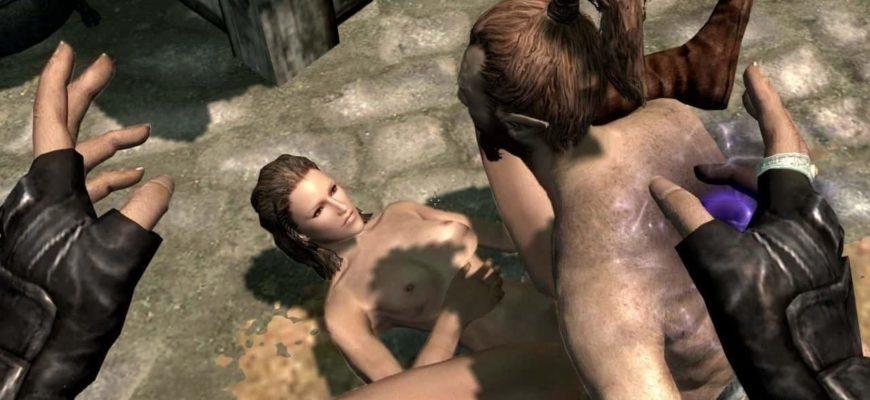 Sex in Skyrim