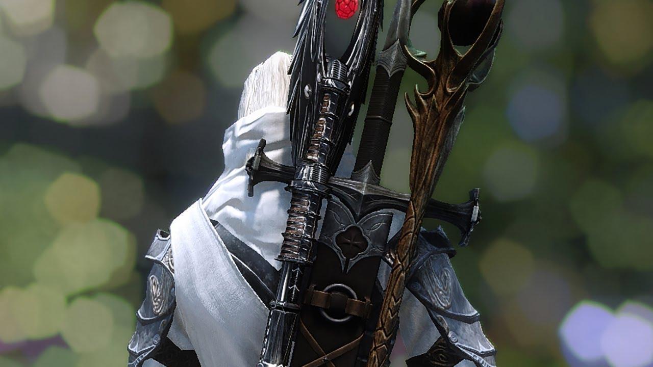 Скайрим - Размазываюший драконов
