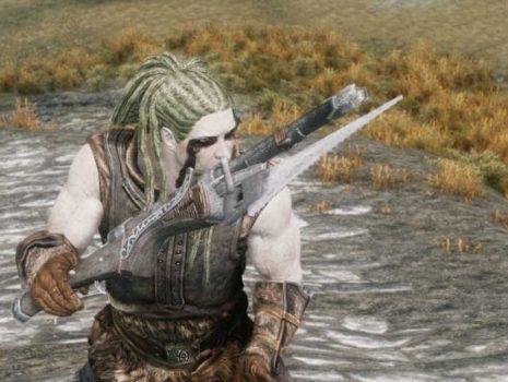gray mane rifle